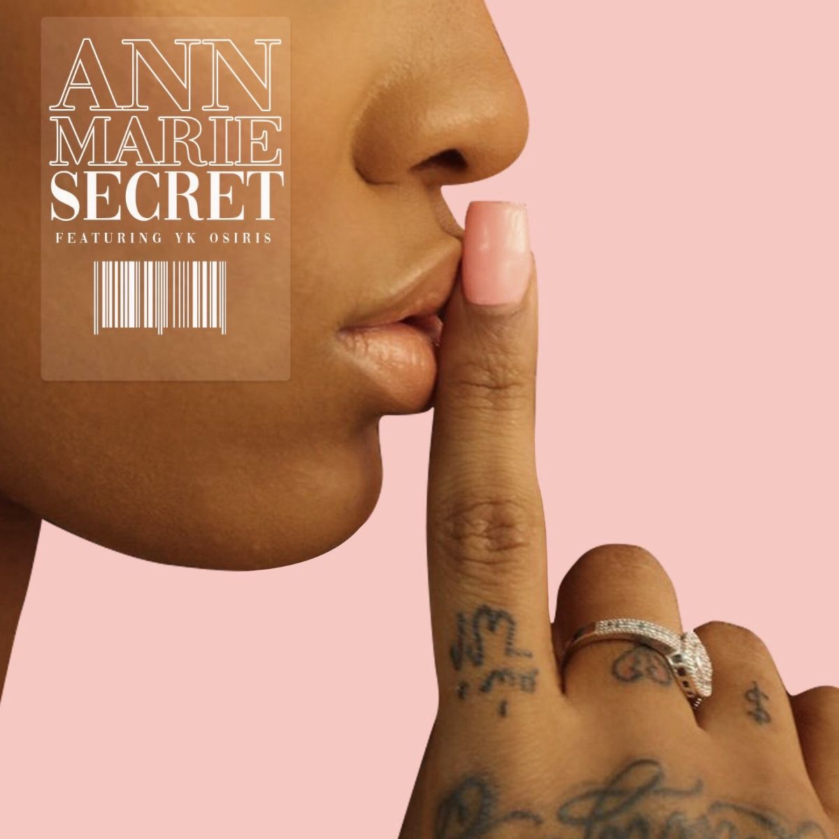 "Chicago R&B Queen Ann Marie Teams With YK Osiris for ""Secret"""