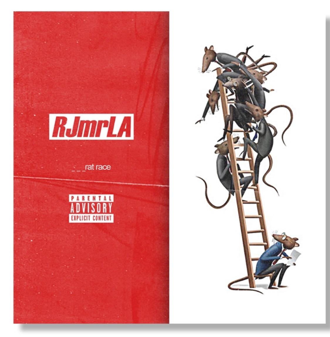 "RJMrLA Has His CashApp Goin' Brazy on the New ""Rat Race"" Single"