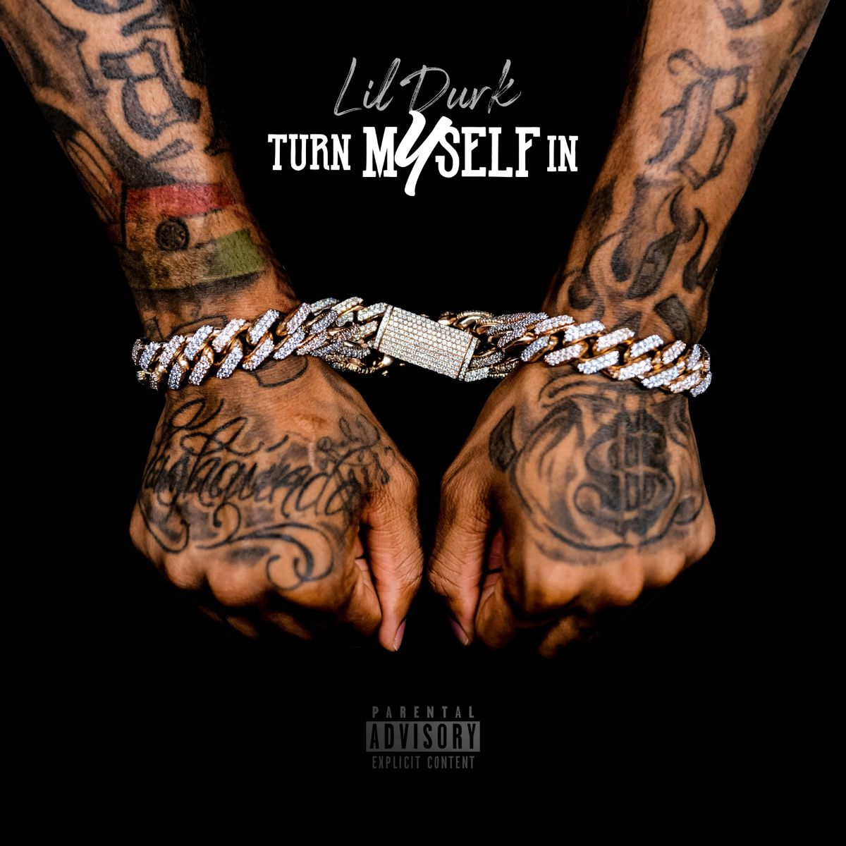 "Lil Durk Talks to His Loved Ones and Fans on ""Turn Myself In"""