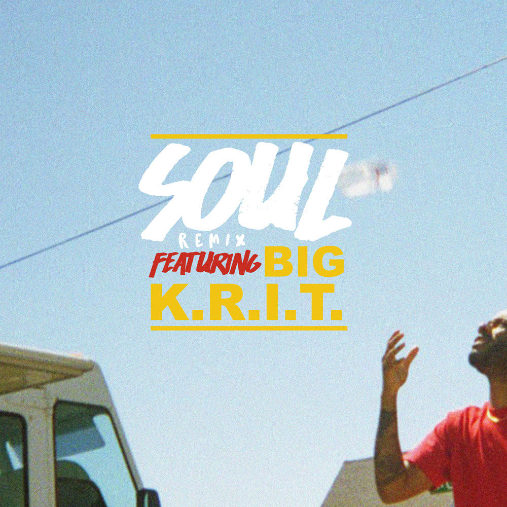 "Caleborate Enlists Big K.R.I.T. for ""Soul"" Remix, Announces Nationwide Tour"