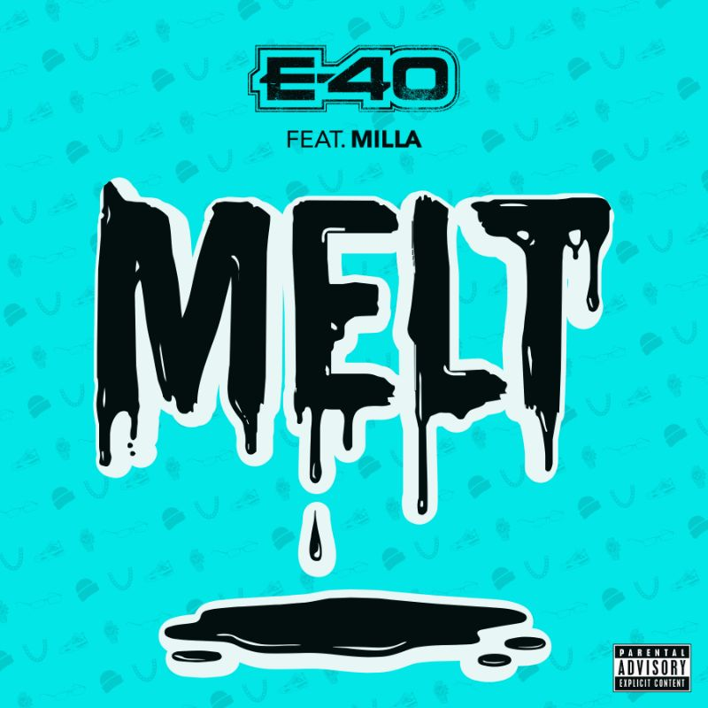 "E-40 Shares the ""Melt"" 💧 Video, Announces Practice Makes Paper Project"