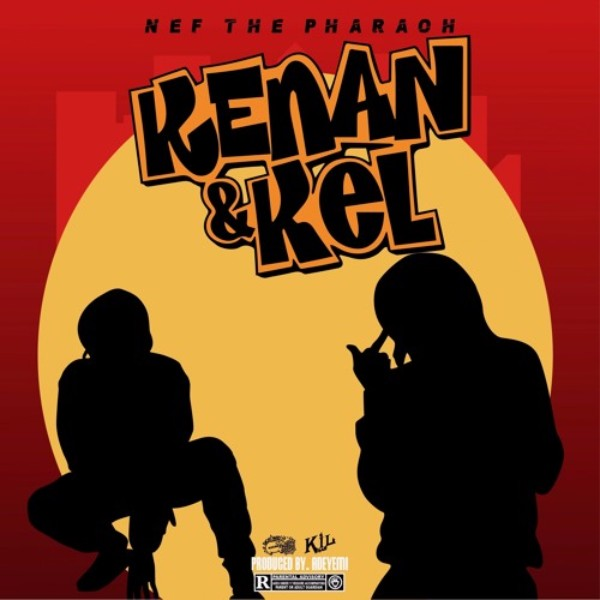 "Awww, Here It Goes: Nef The Pharaoh Updates the Theme Song From Nickelodeon's ""Kenan & Kel,"" Premiered by VIBE"