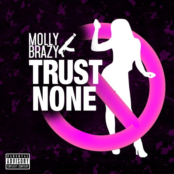 Detroit Rapper/Social Media Star Molly Brazy Trusts Nobody on Her Latest Single, Premiered by HYPEBEAST