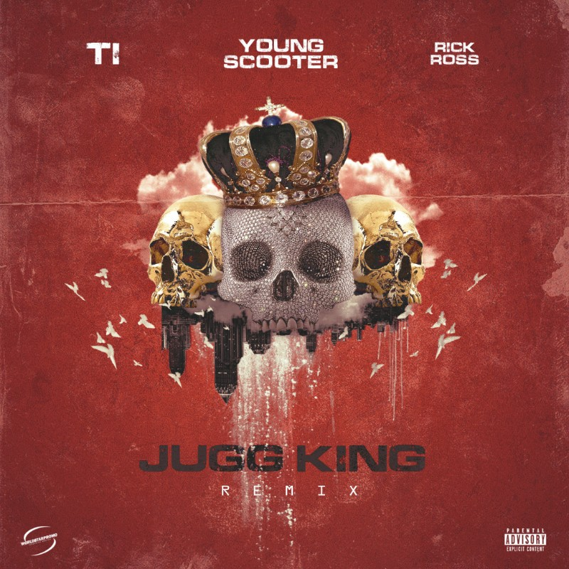 "Young Scooter Recruits Rick Ross and T.I. for the ""Jugg King"" Remix, Premiered by Billboard"