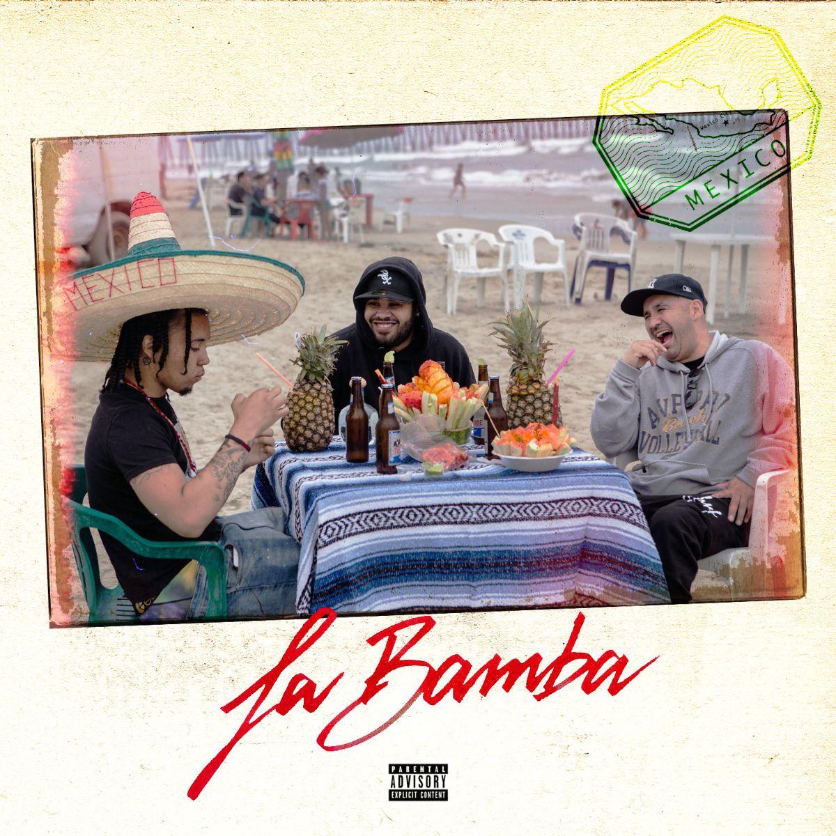 "L.A. Hard-Hitter Rucci Shares Latin-Flavored Slapper ""La Bamba"""