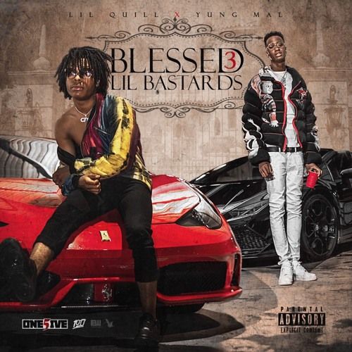 "1017 Duo Mal & Quill ""Live It Up"" with Lil Gotit for the Latest Blessed Lil Bastards 3 Single"