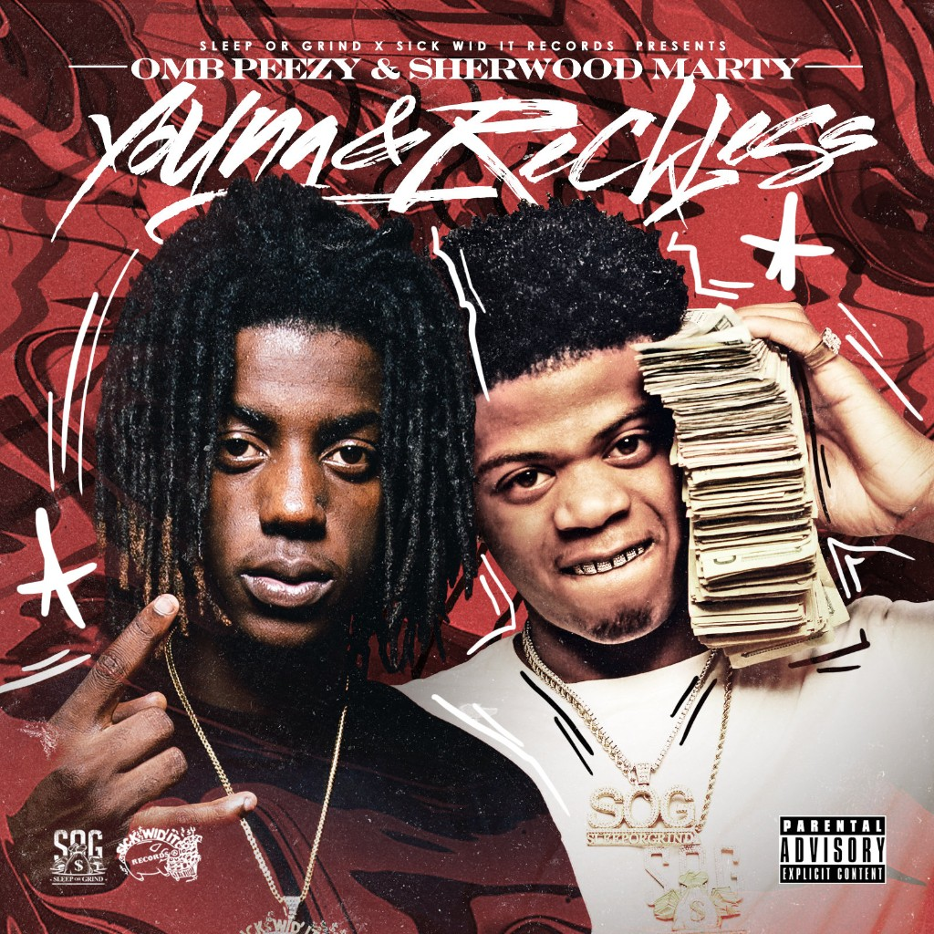 Deep South Duo OMB Peezy & Sherwood Marty Share Hard-Hitting Young & Reckless Mixtape