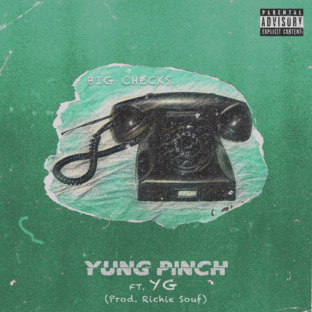"Cali Rap Phenom Yung Pinch Connects with YG for the Tropical ""Big Checks"""
