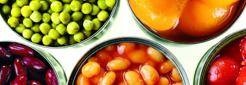 Canned Food News - 6 Reasons Canned Foods Fill My Pantry