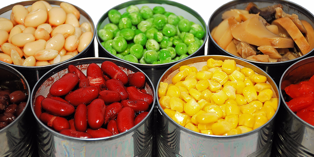 Clearing Up Confusion About Canned Foods