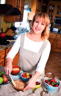 Sharon Palmer, RDB, The Plant-Powered Dietitian