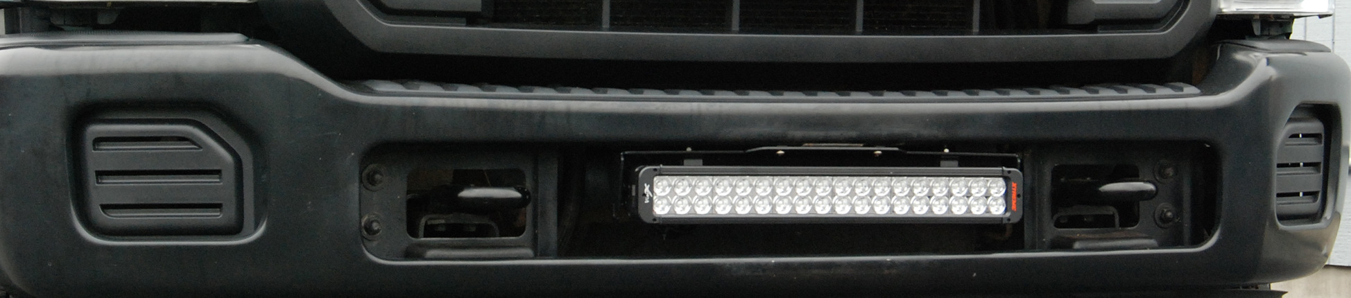 Ford Super Duty Light Bar