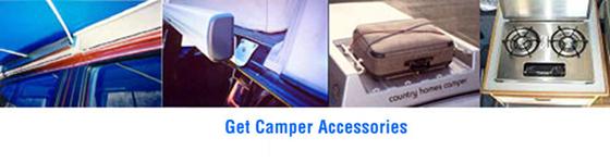 Get Camper Accessories