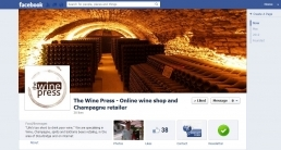 the wine press facebook page