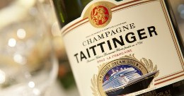 champagne taittinger new website announcement