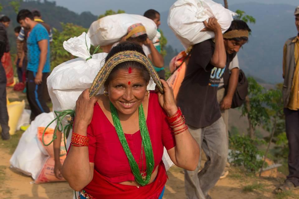 Nepál - pět měsíců po zemětřesení