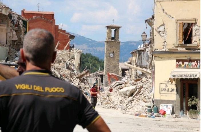 Stav nouze v Itálii zažehnán