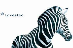 Investec Logo of Zebra