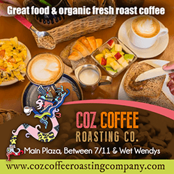 Coz Coffee Roasting Cozumel