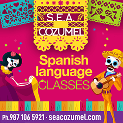 Spanish English Cozumel
