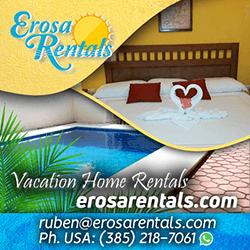 Erosa Vacation Rentals Cozumel