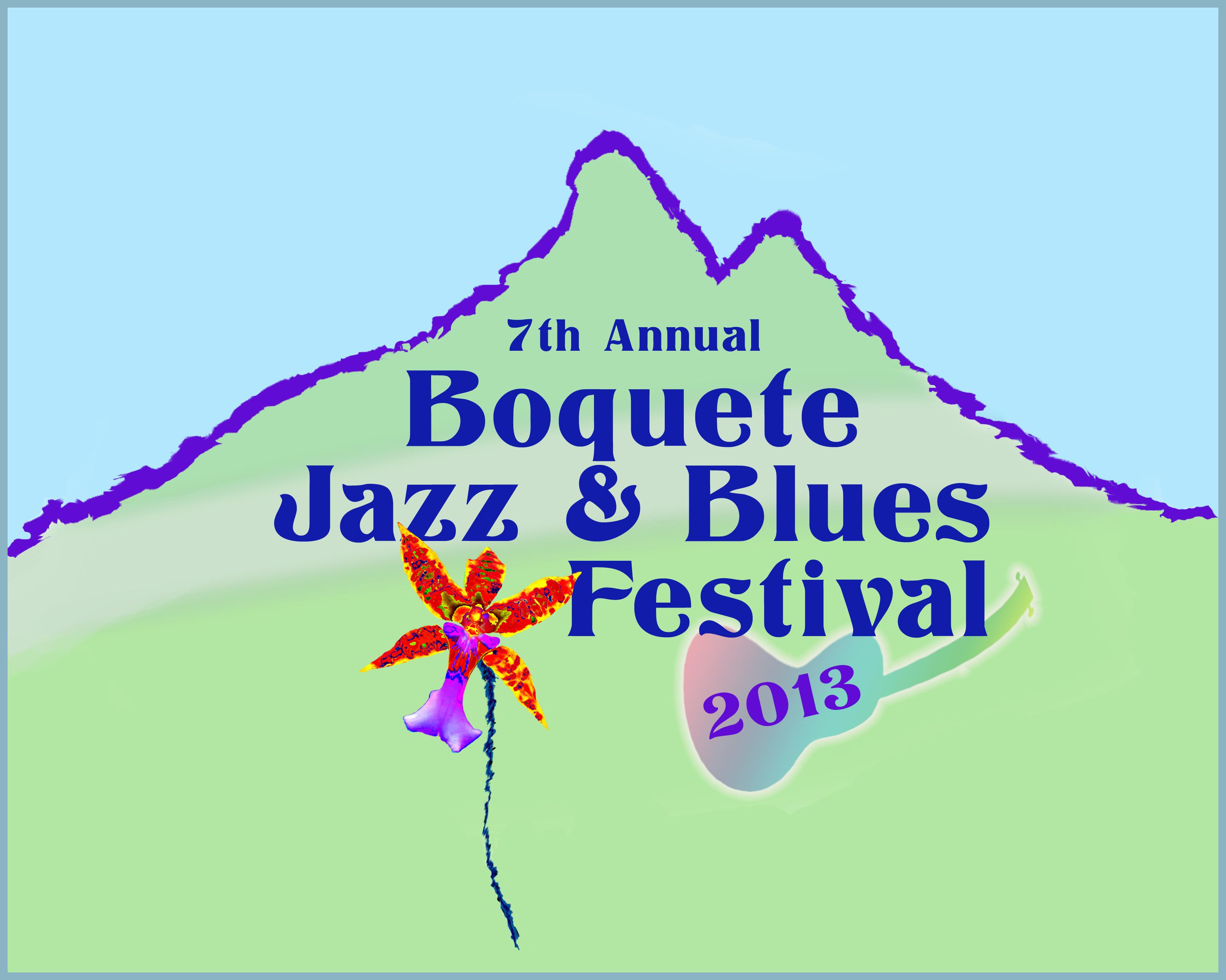 Boquete Jazz&Blues Festival