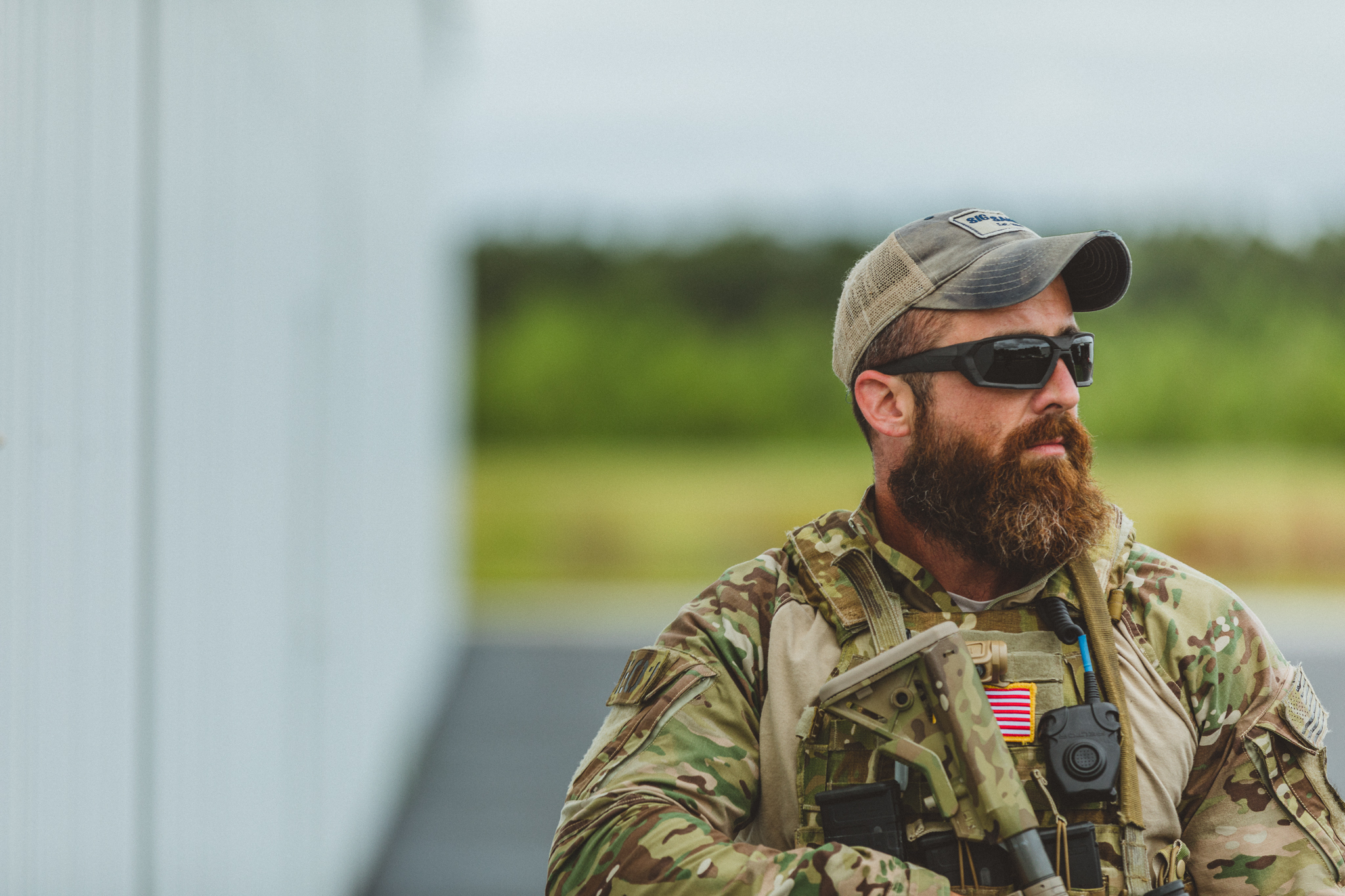 Revision's ShadowStrike™ Tactical Ballistic Sunglasses have a sharp, geometrical wraparound design that provides unobstructed field-of-vision and ballistic protection for fast-paced tactical, special ops, and military operations.