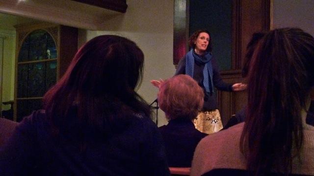 Alette Willis, storyteller