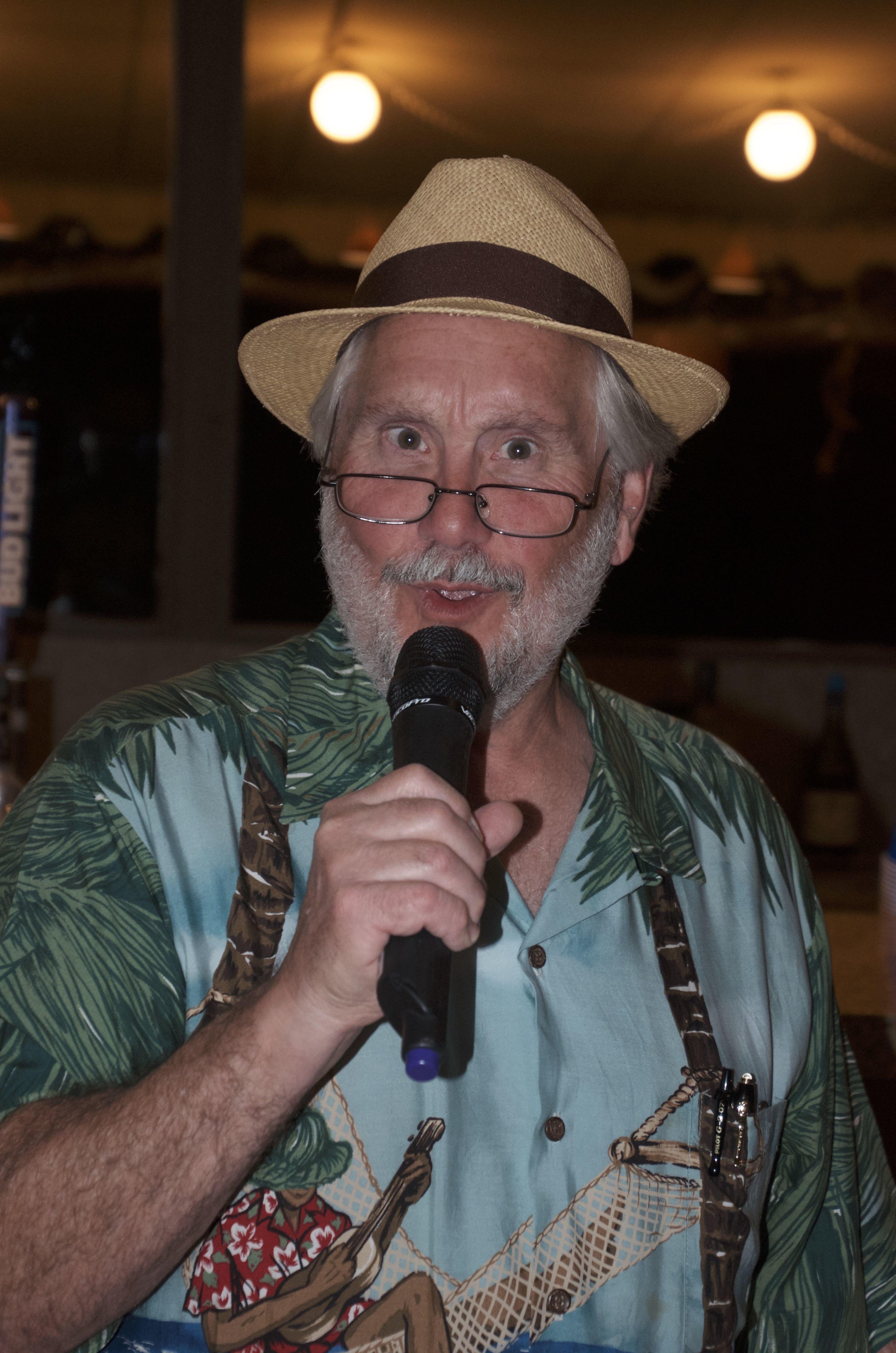 Larry Gibson, Trivia Master