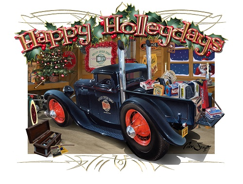 Happy Holleydays!