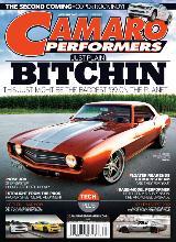 Camaro Performers Magazine LS Fest Coverage