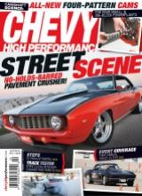 Chevy High Performance Magazine LS Fest Coverage