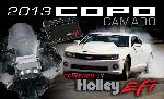 Holley EFI on COPO Camaro - with Text