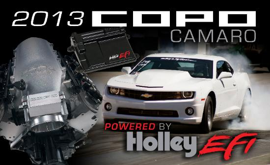 Holley EFI on COPO Camaro