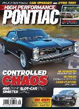 High Performance Pontiac HP/Ultra HP Comaro