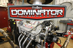 BES Wins At Engine Masters With A Holley Dominator