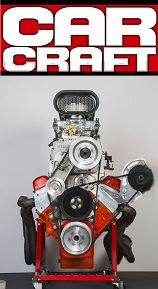 Car Craft Magazine - Weiand Vintage Blower Drive