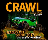 Crawl Magazine's Reader's Ride South Presented by Holley