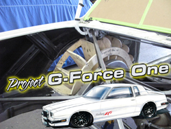 Holley Project G-Force 1 Grand Prix
