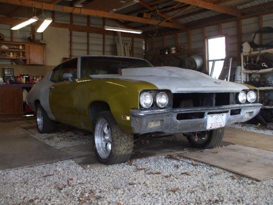 Michael Kise's '72 Buick Skylark