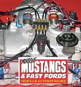 Muscle Mustangs and Fast Fords Cobra Crankup Gets NOS Nitrous