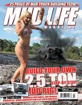 Mud Life Magazine - Holley Avenger EFI