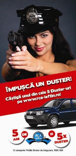 concurs Dacia Duster