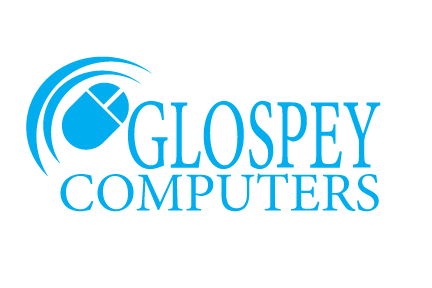 Glospey Computers logo