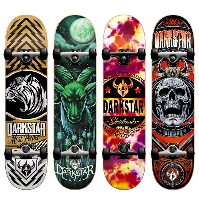 Skate completi Darkstar