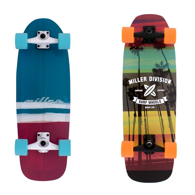 Surfskate Miller