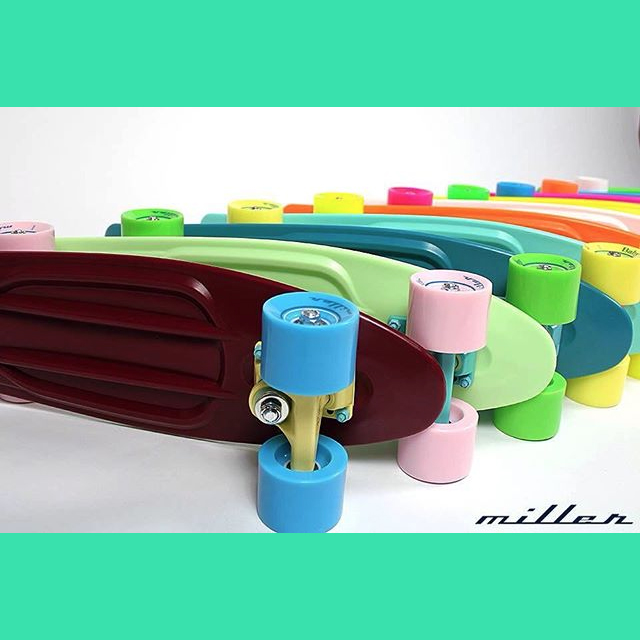 Cruiser in plastica Baby Miller a 35€