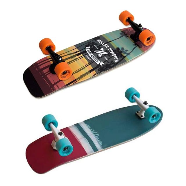 Surfskate Miller completi