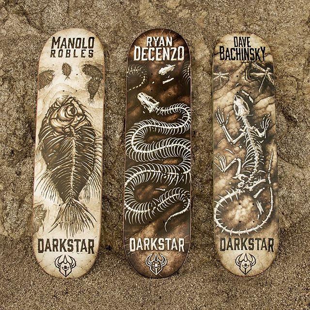 Darkstar Fossil series