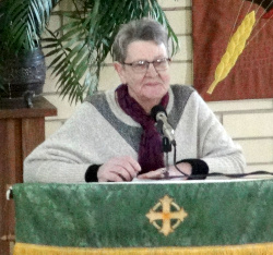 Margaret Doecke
